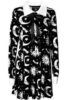sukienka KILL STAR - COZMIC DEATH