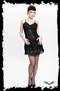 sukienka gotycka QUEEN OF DARKNESS