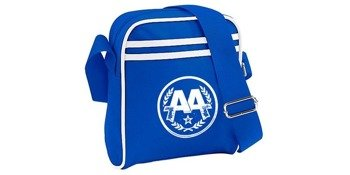 torba mała na ramię ASKING ALEXANDRIA - LOGO (BLUE)