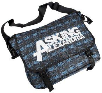 torba na ramię ASKING ALEXANDRIA - LOGO ALL OVER