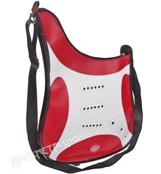 torba na ramię GAUCHO GUITAR SBAG-RD czerwona