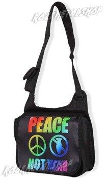 torba na ramię PEACE NOT WAR