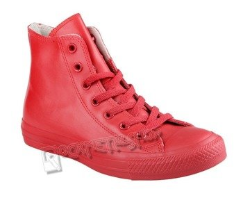 trampki CONVERSE - CHUCK TAYLOR ALL STAR CT HI RED, wodoodporny