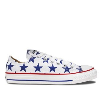 trampki CONVERSE - CHUCK TAYLOR ALL STAR CT OX WHITE/DEEP ULTRAMARINE