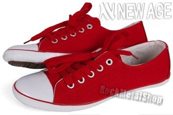 trampki NEW AGE - RED (BH-306)