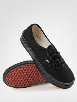 trampki VANS - AUTHENTIC BLACK BLACK