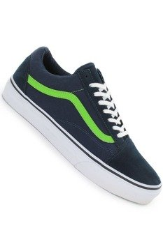 trampki VANS  - OLD SKOOL DRESS BLUES/GREEN FLASH