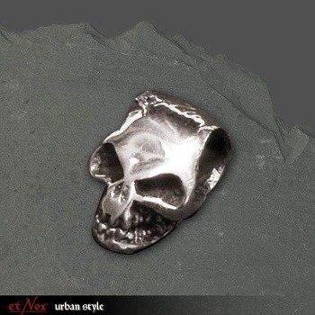 wisior SMAL SKULL, srebro 925
