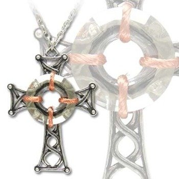 wisior ST. CAILLIN'S CROSS