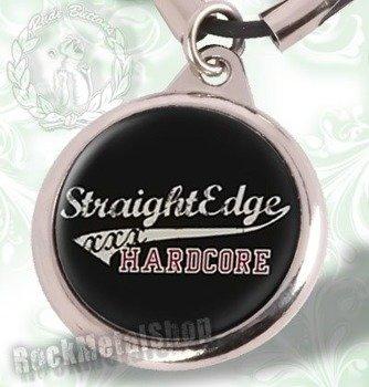 wisior STRAIGHT EDGE HARDCORE
