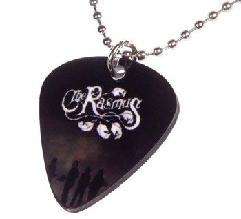wisior kostka gitarowa THE RASMUS