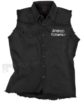 workshirt AVENGED SEVENFOLD - DEATH BAT