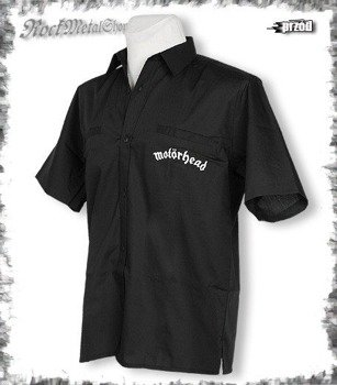 workshirt MOTORHEAD - UNDER THE GUN (z)