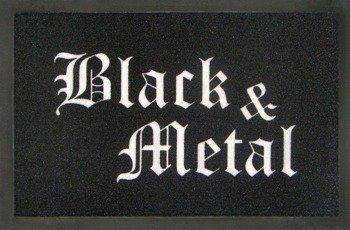 wycieraczka BLACK METAL