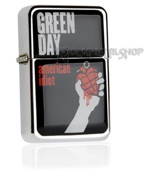 zapalniczka GREEN DAY - AMERICAN IDIOT