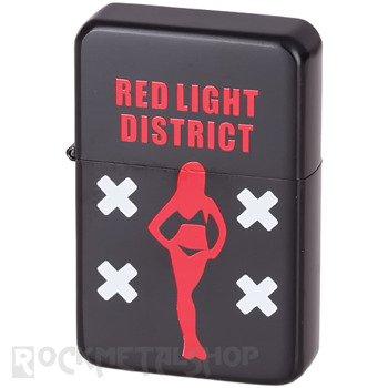 zapalniczka benzynowa RED LIGHT DISTRICT - FOUR