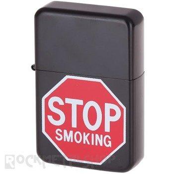 zapalniczka benzynowa STOP SMOKING