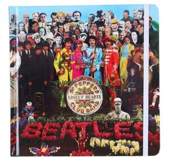 zeszyt THE BEATLES - SGT PEPPER