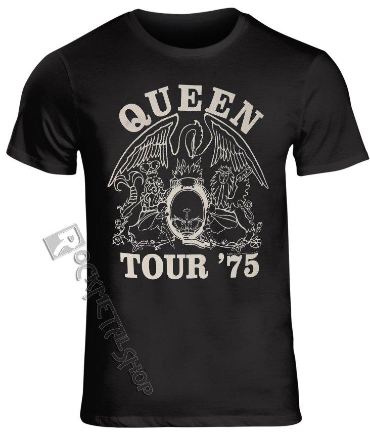 Ładowanie zdjęcia koszulka QUEEN - TOUR '75