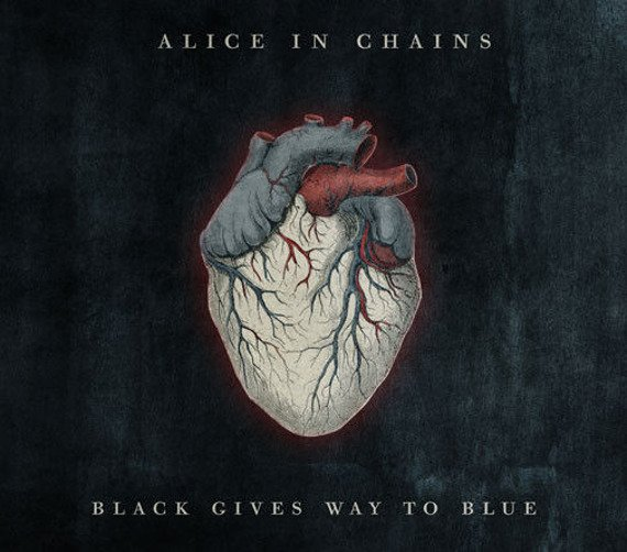 ALICE IN CHAINS:  BLACK GIVES WAY TO BLUE (2LP VINYL)