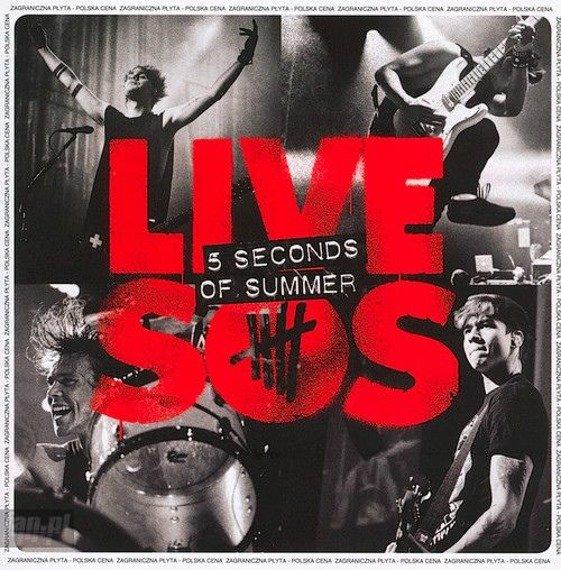 5 SECONDS OF SUMMER: LIVESOS  (CD)