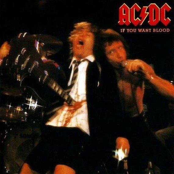 AC/DC : IF YOU WANT BLOOD YOU'VE GOT IT (LP VINYL)