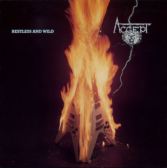 ACCEPT: RESTLESS AND WILD (CD)