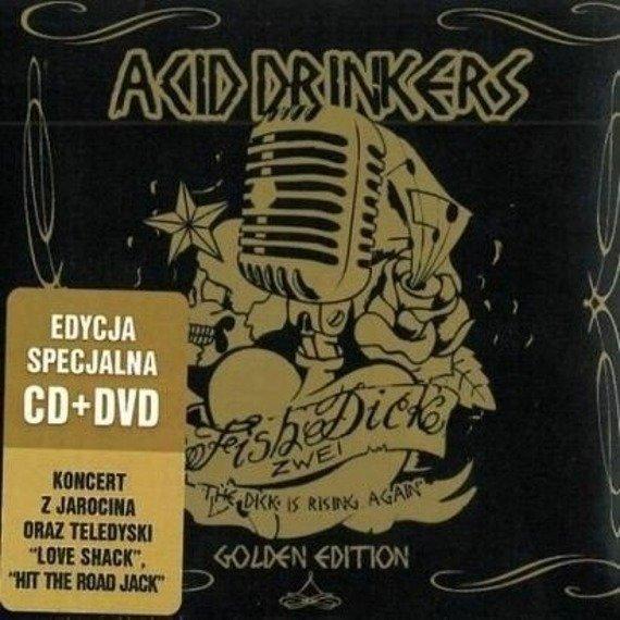 ACID DRINKERS: FISHDICK ZWEI (CD+DVD)