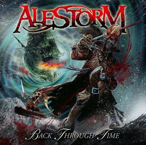 ALESTORM: BACK THROUGH TIME (CD)