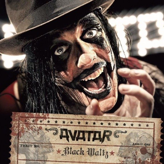 AVATAR: BLACK WALTZ (CD)