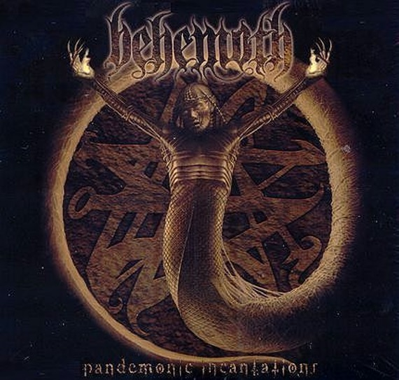 BEHEMOTH: PANDEMONIC INCANTATIONS (CD)