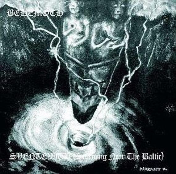 BEHEMOTH: SVENTHEVIT - STORMING NEAR THE BALTIC (CD)