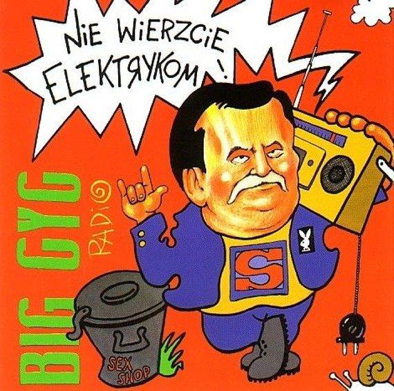 BIG CYC: NIE WIERZCIE ELEKTRYKOM (CD)