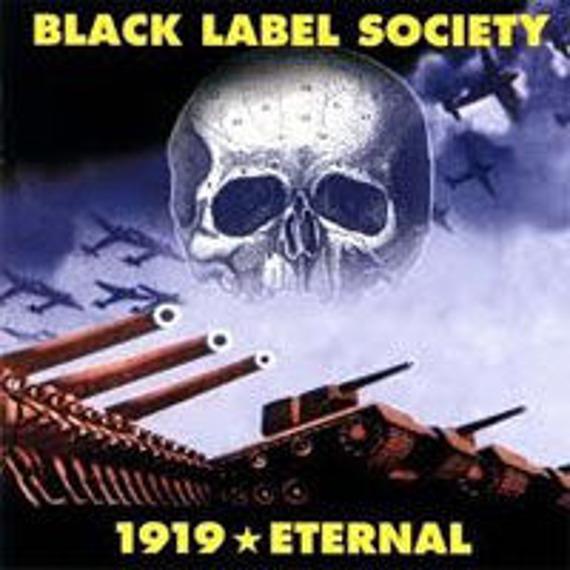 BLACK LABEL SOCIETY: 1919 ETERNAL (LP VINYL)