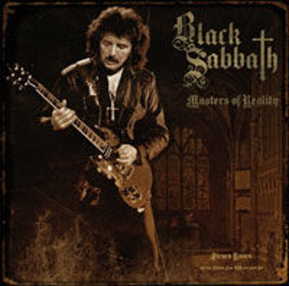 BLACK SABBATH: MASTERS OF REALITY (BOOK + 4DVD)