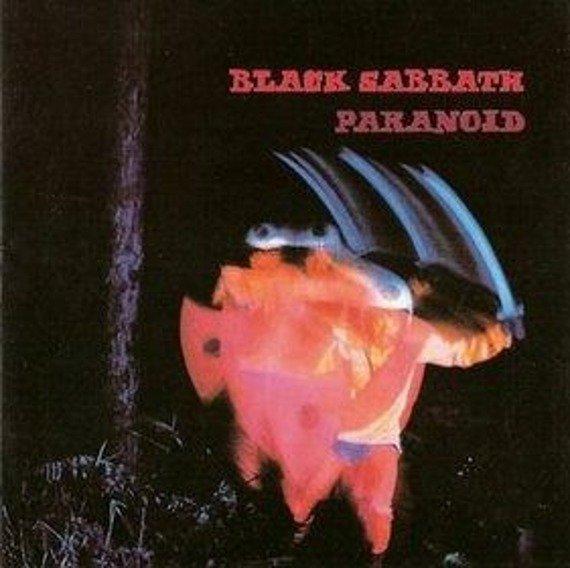 BLACK SABBATH: PARANOID (CD) REMASTER