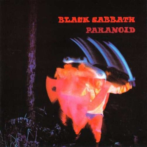 BLACK SABBATH: PARANOID (LP VINYL+CD)