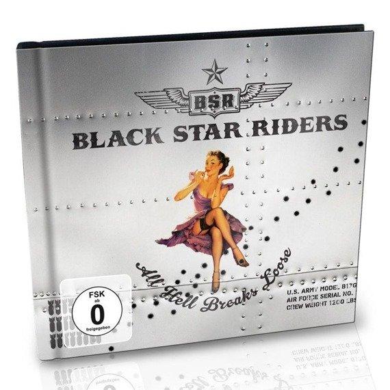 BLACK STAR RIDERS: ALL HELL BREAKS LOOSE (CD+DVD)