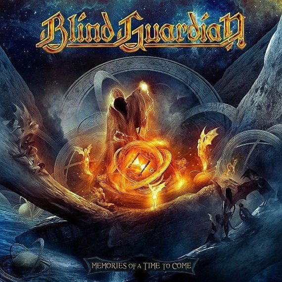 BLIND GUARDIAN:  MEMORIES OF A TIME TO COME (2CD)