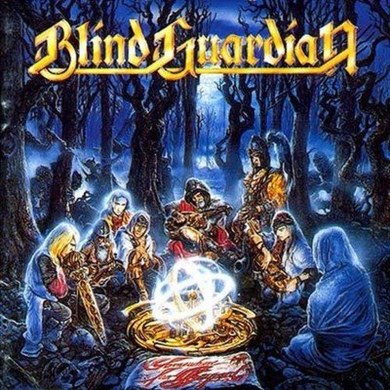 BLIND GUARDIAN:  SOMEWHERE FAR BEYOND (CD)
