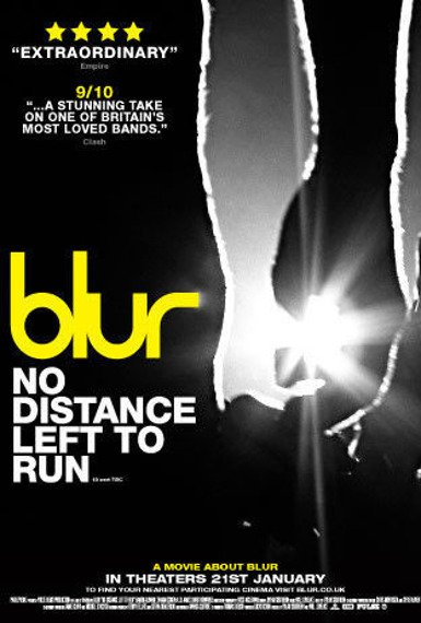 BLUR: NO DISTANCE LEFT TO RUN (2DVD)