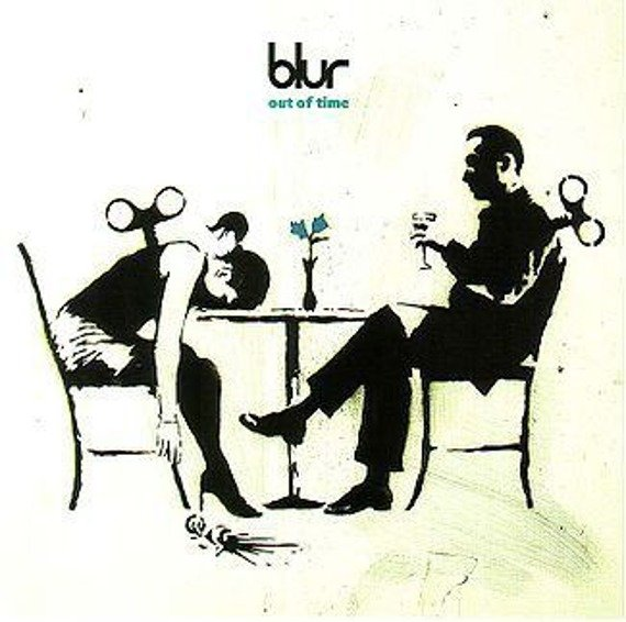 BLUR: OUT OF TIME (DVD)