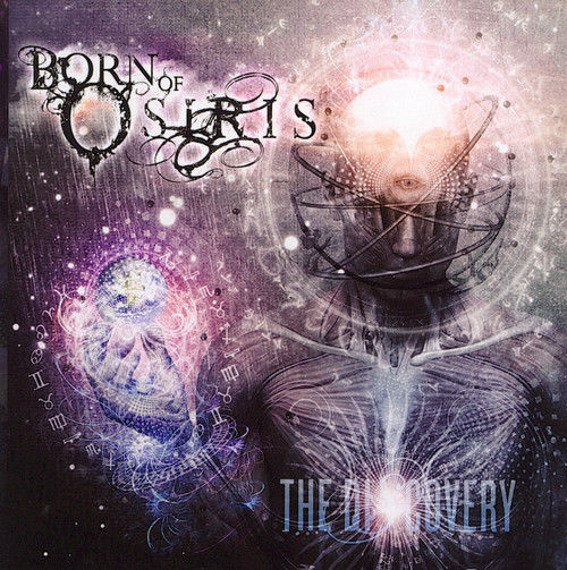 BORN OF OSIRIS:  THE DISCOVERY (CD)