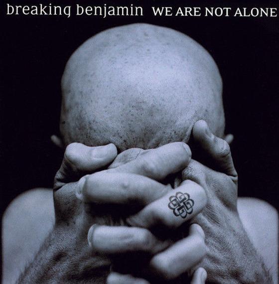 BREAKING BENJAMIN: WE ARE NOT ALONE (CD)