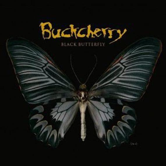BUCKCHERRY : BLACK BUTTERFLY (CD)