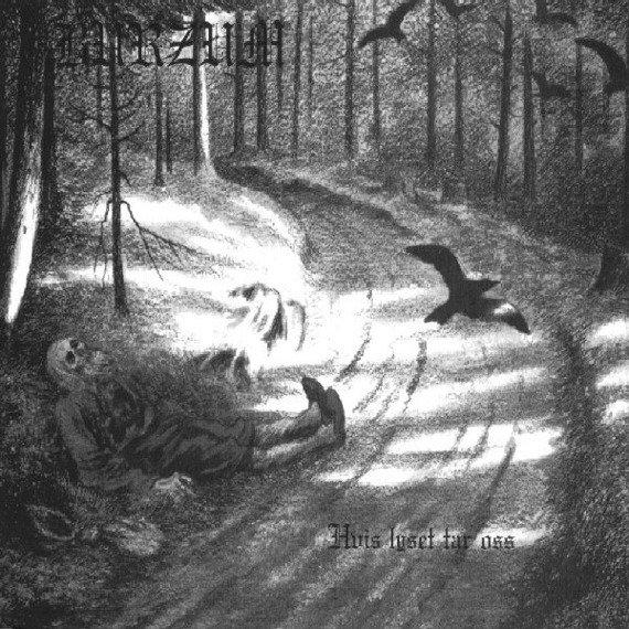BURZUM: HVIS LYSET TAR OSS (LP VINYL)