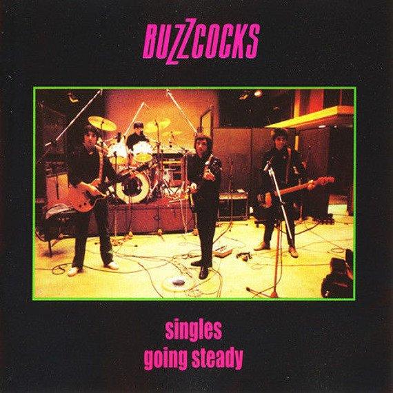 BUZZCOCKS : SINGLES GOING STEADY (CD)
