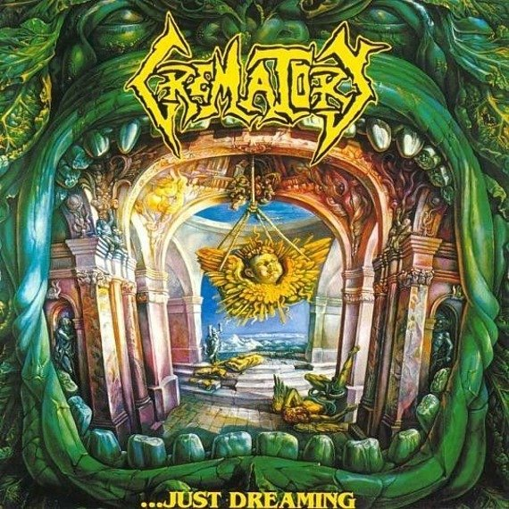CREMATORY: ...JUST DREAMING (CD DIGIPACK)