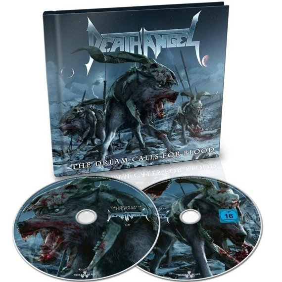 DEATH ANGEL: THE DREAM CALLS FOR BLOOD (CD)