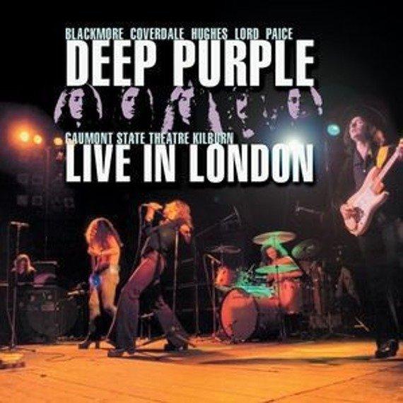 DEEP PURPLE: LIVE IN LONDON 1974 (2CD)